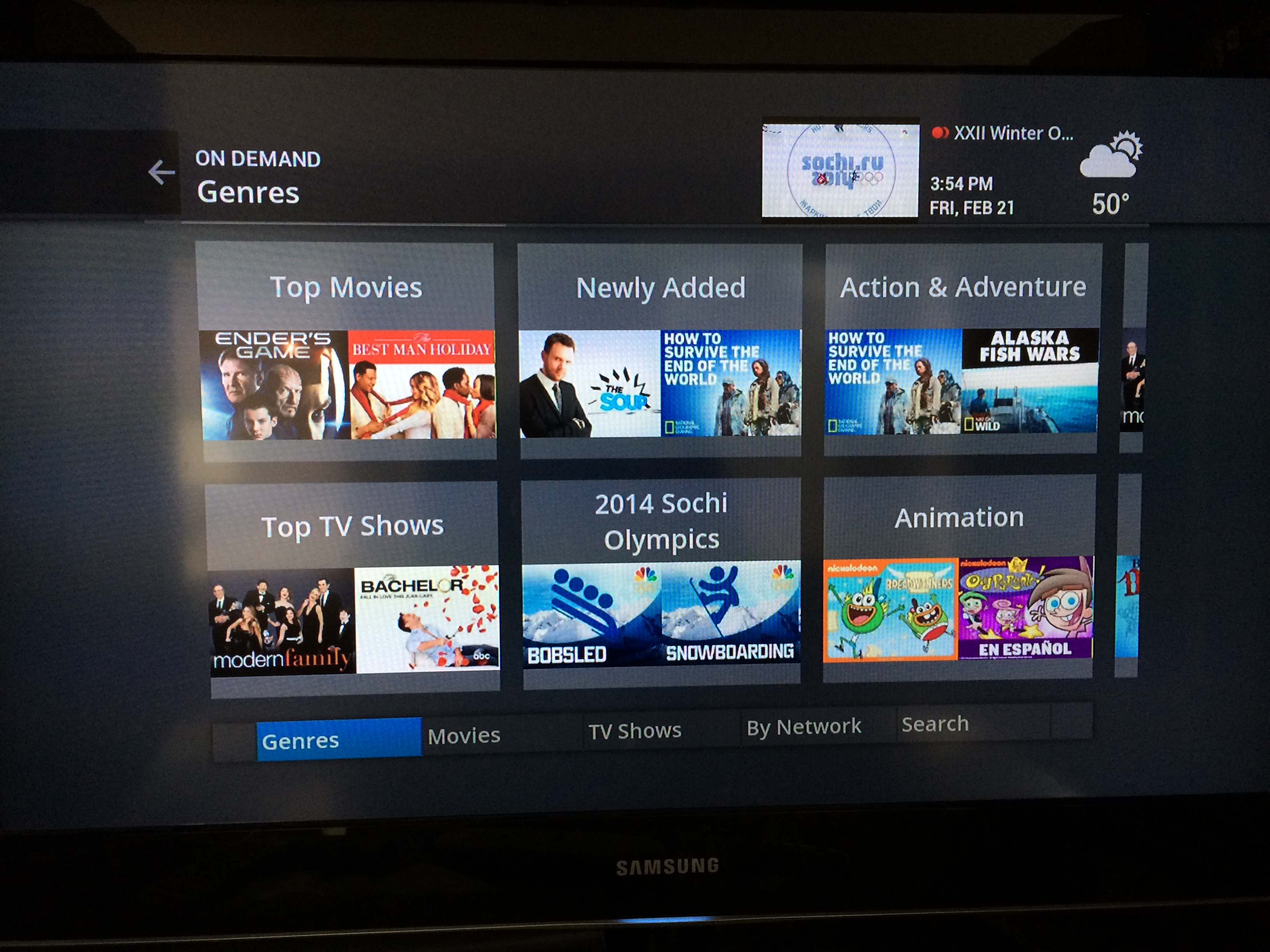 Thoughts on google fiber from a user deep dive beyond for Tv on demand